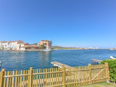 Photo for Close to the beach, flat 3/4 persons  et  mooring