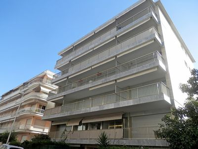 Photo for Apartment 840 m from the center of Cannes with Lift, Internet, Washing machine, Terrace (522815)