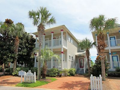 Photo for Large Porches w/ Gulf Views! Pool! Walk to Beach ~ Flyin South at Blue Mountain Beach