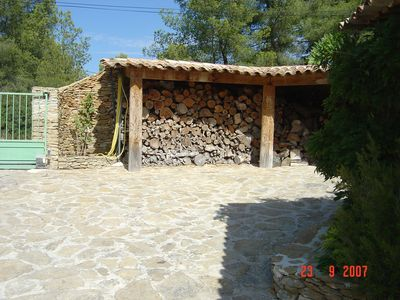 Photo for 18ieme fully renovated farmhouse in a quiet garden and Grand flowery