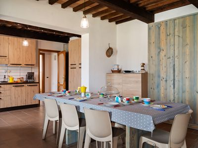 Photo for Secluded Holiday Home in Perugia with Garden