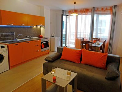 Photo for Fully furnished apartment nearly  Pomorie beach