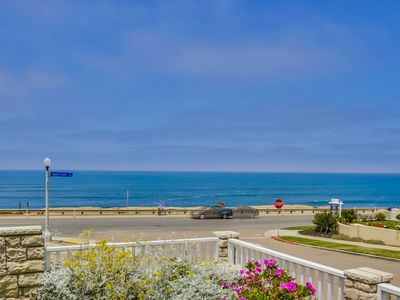 Photo for SUNSET CLIFFS OCEAN VIEW HOME--1 House from Ocean & Now with New AC Sale