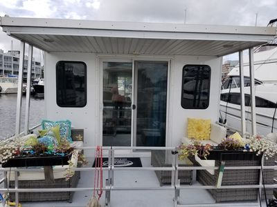 Photo for Charlestown Houseboat Walk to attractions Be rocked to sleep