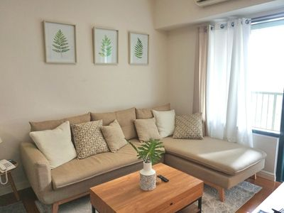 Photo for Fully Furnished 1 Bedroom Condo Unit in Rockwell