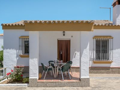 """Photo for Cozy Holiday Home """"Casa Dalia"""" with Terraces, Air-Conditioning & Wi-Fi; Parking available"""