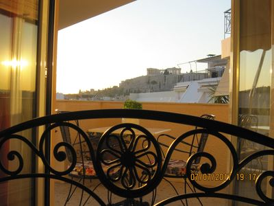 Photo for Balcony on the Acropolis