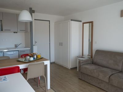 Photo for Building 987 m from the center of Hendaye with Lift, Terrace, Balcony (644242)