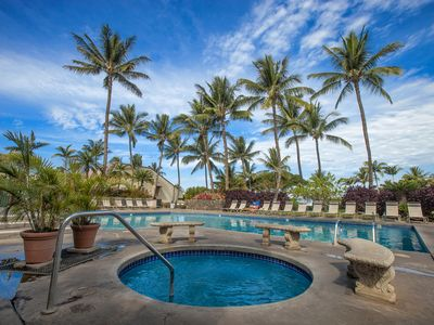 Photo for Maui Kamaole #B-206 2Bd/2Ba, Upper Floor,  A/C Tropical Garden View, Sleeps 6