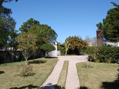 Photo for In Between Beaches and Golf Villa