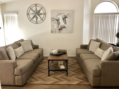 Single Story Centrally Located Summerlin Home