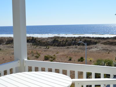 Photo for Oceanview 4BR, 4BA Condo, Just Steps to Beach and Pool