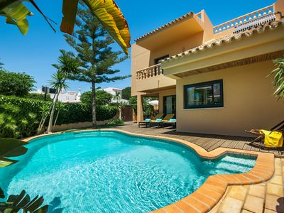Photo for Villa with private heated pool, just restyled