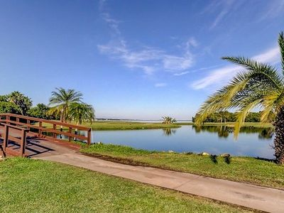 Photo for 2 Bed, 2 Bath in Gated Golf Course Community on the Bay