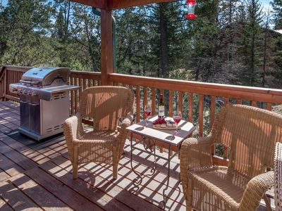 Photo for New Mexico Mountain Pines Cabin - Three Bedroom Cabin