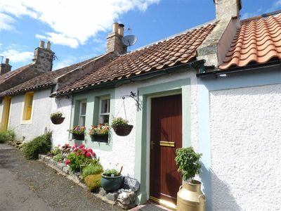 Photo for ☼ Relax in our Cosy, Coastal retreat: a quaint  cottage in the East Neuk of Fife
