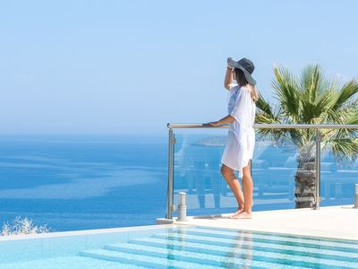 Photo for Elias Seafront, Luxurious 4bedroom villa with ...