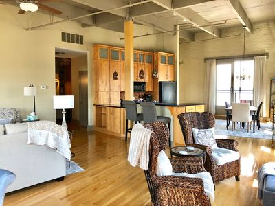 Photo for Luxury Penthouse in the heart of Downtown Louisville.  Minutes to YUM! Center