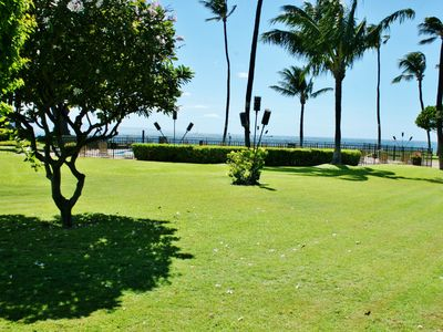 Photo for Lovely Ground Floor with Ocean Views - Starting @ $220/nt. - Maalaea Surf #F-2