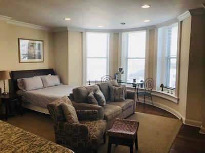 Photo for Centrally located, beautiful downtown suite near Dupont Circle metro