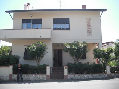 Photo for Cottage 'The Thistles', Castiglioncello apartment 400 meters from the sea