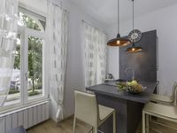 The apartment was a perfect place to stay while visiting Rovinj !