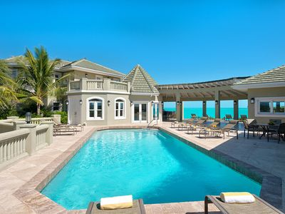 Photo for Private and Luxurious   Long Bay Beach   6 bedrooms   Private Events Welcome!