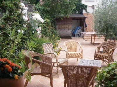 Photo for 6-bedroom villa for 15 with garden in Sables-d'Olonne town centre, near beach
