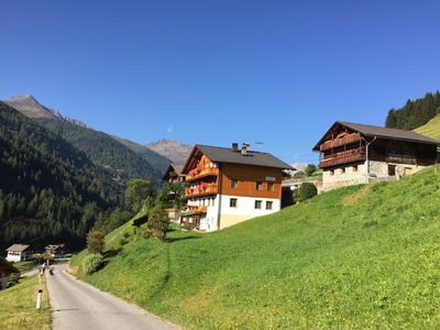 Photo for Holiday in the beautiful Sankt Jakob, Defereggental