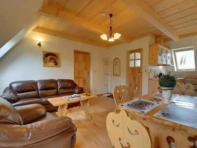 Photo for Holiday apartment Zakopane for 4 persons with 2 bedrooms - Holiday house