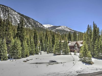 Photo for Blue River Condo w/Great Mtn Views by Breck Slopes