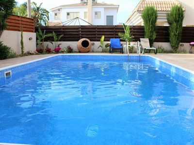 Photo for Beautiful villa Georgia with two bedrooms near the beach