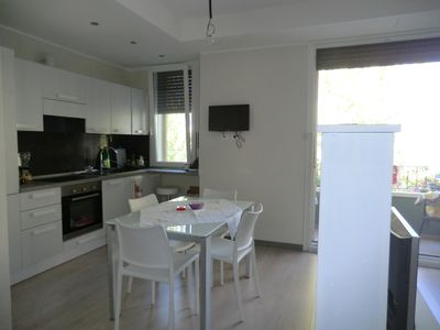 Photo for 2BR Apartment Vacation Rental in Fano