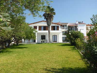 Photo for Villa directly by the sea