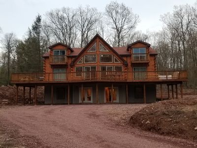 Photo for 10BR Chalet Vacation Rental in White Haven, Pennsylvania