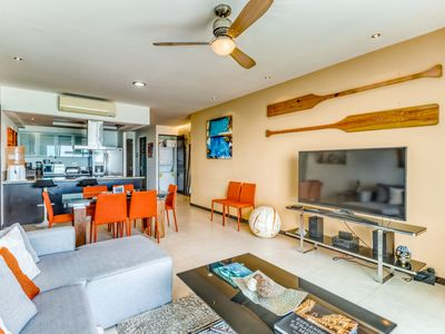 Photo for Lovely Cancun condo w/ picturesque views, beach access, shared pools, & more!
