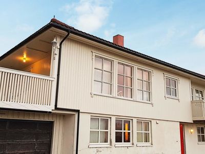 Photo for Vacation home Flakstad in Napp - 7 persons, 4 bedrooms