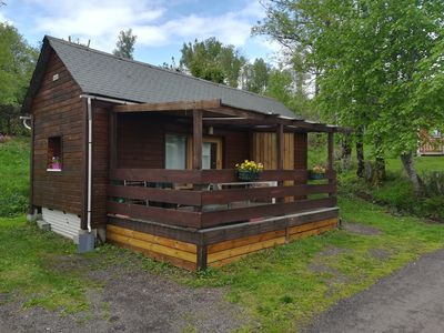 Photo for * Charming * mobile home dressed in chalet Cures Vac. summer / winter short / long stay