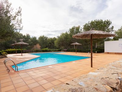 Photo for Classy Holiday Home in Orihuela with Garden