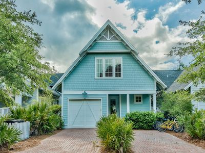 Photo for LUXURIOUS 3 BEDROOM+ BUNKS SOUTH OF 30A! PRIVATE COMMUNITY BEACH ACCESS!