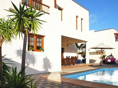 Photo for holiday home, Costa Teguise  in Lanzarote - 8 persons, 4 bedrooms