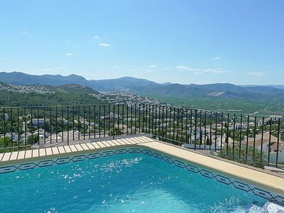 Photo for Vacation home Casa El verger in Pego - 6 persons, 3 bedrooms