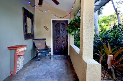 your small but nice front porch