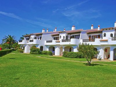 Photo for Apartment Son Bou Gardens Apt 3 dorm in Menorca/Son Bou - 5 persons, 3 bedrooms