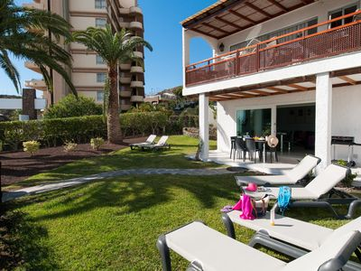 Photo for Bungalow for 6 Rocas Rojas in San Agustín Gran Canaria