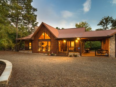 Photo for Copper Creek: Sleep 10, Hot Tub, Fireplace, Media/Game Room, Pool Table, Playset