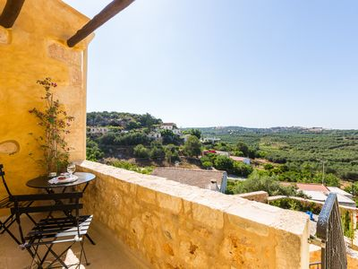 Photo for Exquisitely restored villa, pool with full privacy, patio, bbq, cosy ambience!