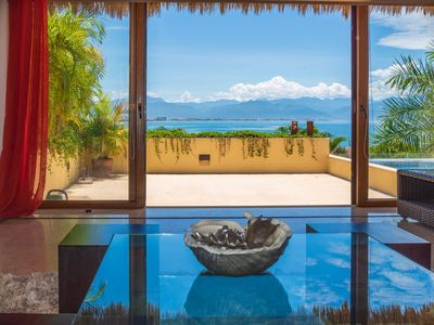 Photo for Punta Esmeralda -Villa Mango, Ocean and Garden Views