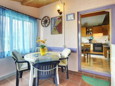 Photo for Vacation home SILVANA in Pula - 5 persons, 2 bedrooms