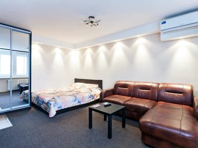 Photo for Nice studio apartment near metro station in Moscow